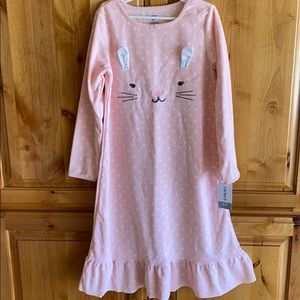 NWT Super soft carter's night gown